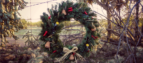 Southwestern Wreath by Celebrating Family FI